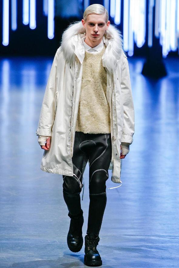 Изображение 113. Milan Fashion Week. Часть 1.. Изображение № 129.