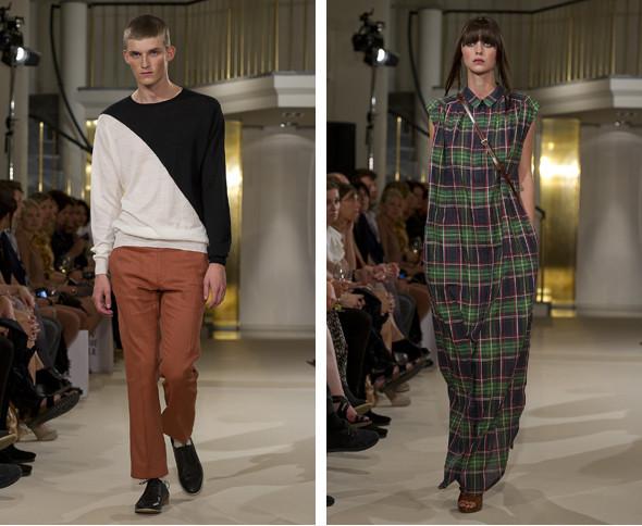 Stockholm Fashion Week SS 2012: Часть I. Изображение № 17.