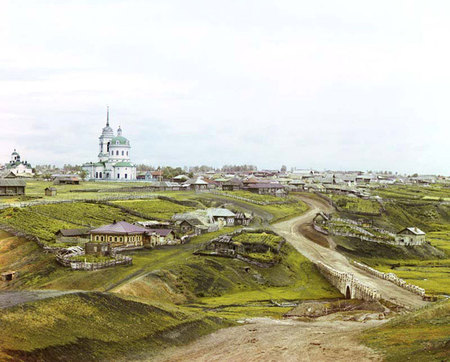 Пионер цветной фотографии Прокудин-Горский. Изображение № 15.