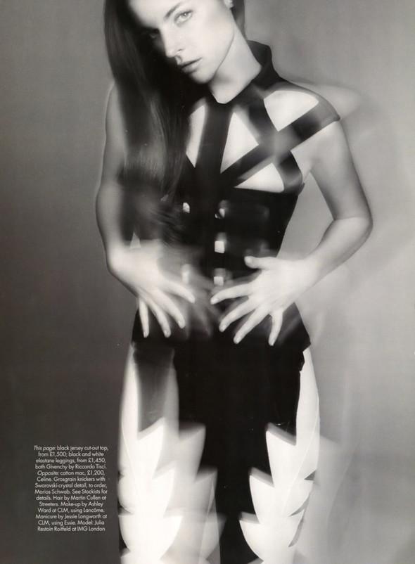 """Carnival oflight"" Harper's Bazaar June 2009. Изображение № 4."