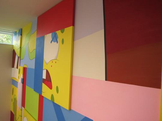 Выставка художника и дизайнера KAWS. Изображение № 5.