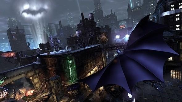 Изображение 13. Batman: Arkham City.. Изображение № 13.