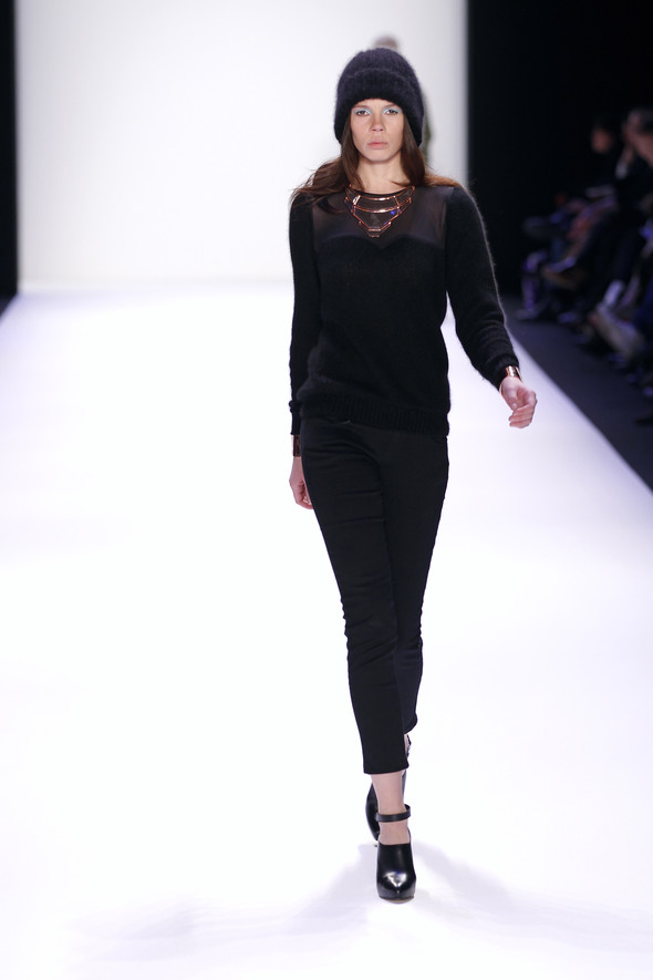 Berlin Fashion Week A/W 2012: Lala Berlin. Изображение № 7.