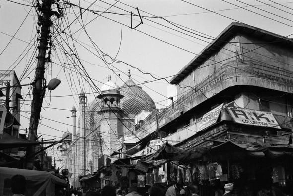 Андрей Гордасевич «14 фрагментов Индии». Изображение № 1.