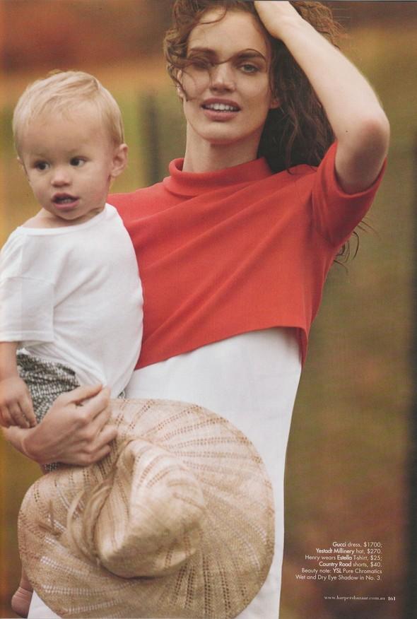 Съёмка: Рианне Тен Хакен для Harper's Bazaar. Изображение № 10.