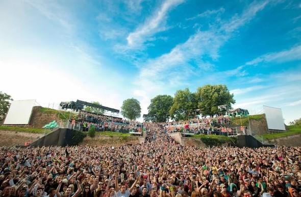 10 молодых музыкантов: Фестиваль EXIT 2012. Изображение №16.