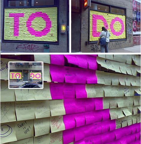 Post-It. Чудливые листики. Изображение № 9.