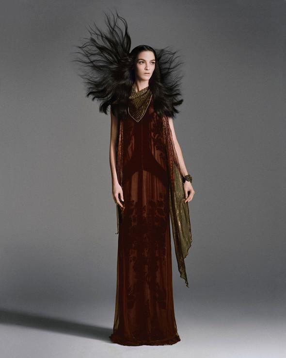 Съёмка: Мариакарла Босконо для Bergdorf Goodman. Изображение № 9.