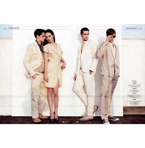 Изображение 39. Мужские съемки: GQ, Vogue Hommes и другие.. Изображение № 35.