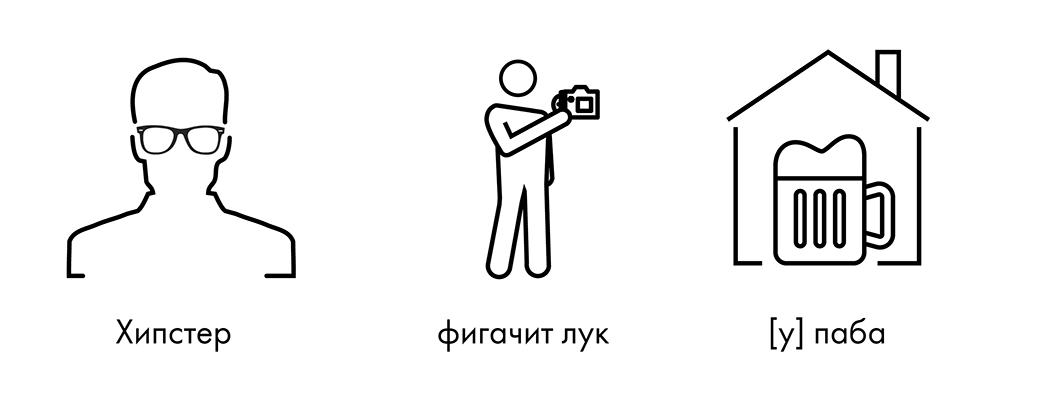 Освежитель иероглифа: Как расшифровать непонятный текст. Изображение № 3.