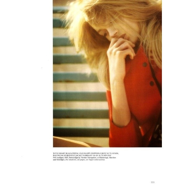 5 новых съемок: Purple Fashion, Vogue и W. Изображение № 27.