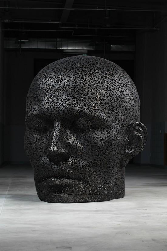 Скульптуры из цепей от Yeong-Deok Seo. Изображение № 9.