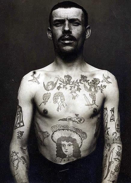 Татуировка XXвека. Изображение № 5.