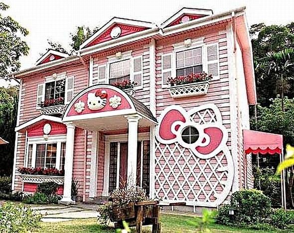 Дом для Барби. Изображение № 1.