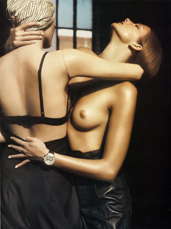 Vogue Франция ноябрь 2009. Изображение № 2.