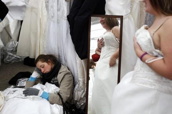 Свадебный переполох. Изображение № 6.