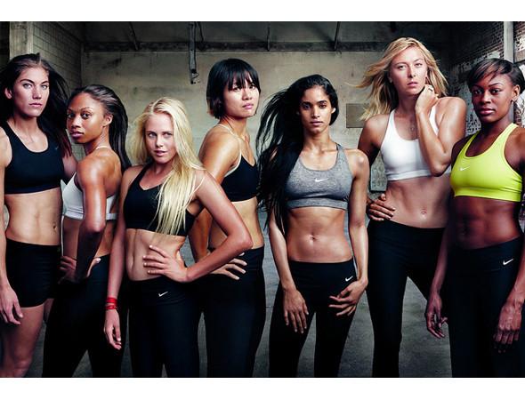 Изображение 1. Энни Лейбовиц сняла рекламу Nike.. Изображение № 1.