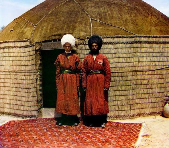 Цветные фотографии России в период с 1904-1916. Изображение № 4.