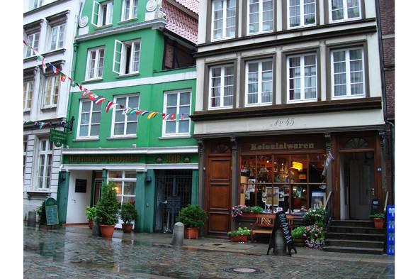 Ресторан Alt-Hamburger Aalspeicher. Изображение № 28.