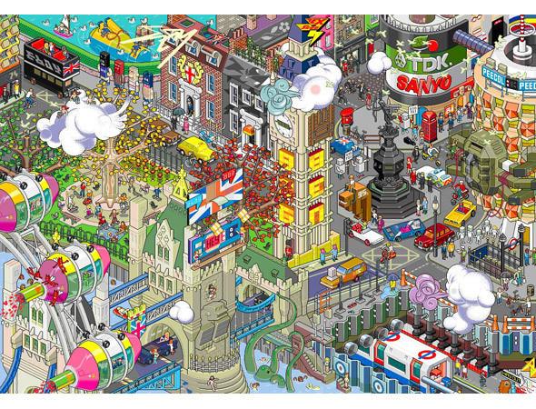 Изображение 4. 12 медиа-дизайнеров фестиваля OFFF.. Изображение № 28.