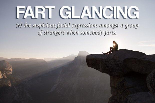 «Подозрительное выражение лица в компании незнакомцев, когда кто-то пукнул». Изображение № 14.