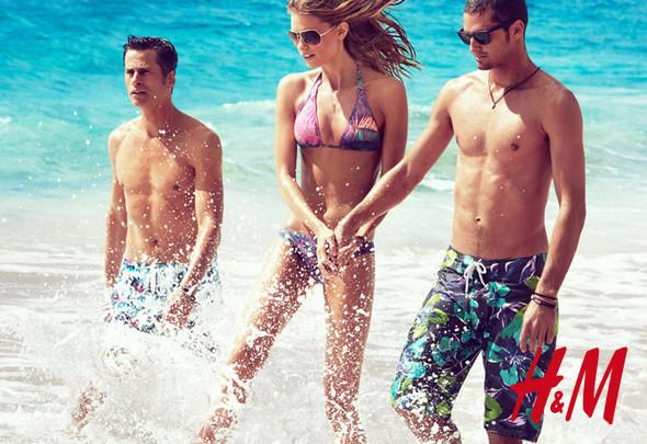 Новая рекламная кампания H&M. Изображение № 4.