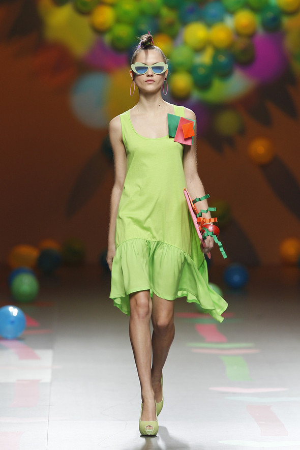 Madrid Fashion Week SS 2012: Agatha Ruiz de la Prada. Изображение № 12.