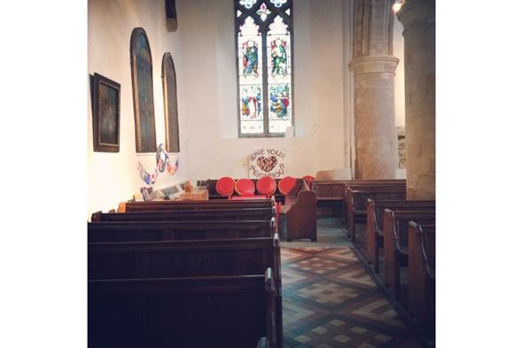 Церковь Девы Марии. Изображение № 35.