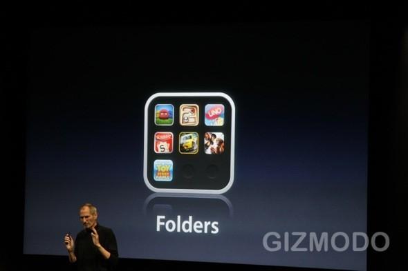 Apple представила iPhone OS 4.0. Изображение № 10.
