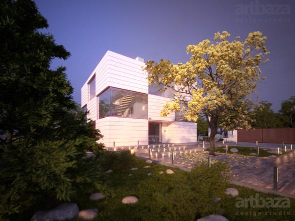 Проект и строительство дома Modul. Изображение № 4.
