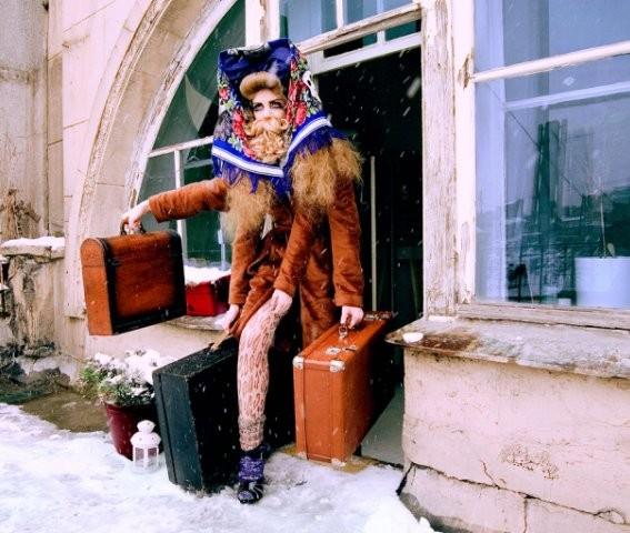 «Fashion mutation. ФЕшн мутЕйшн». Изображение № 4.