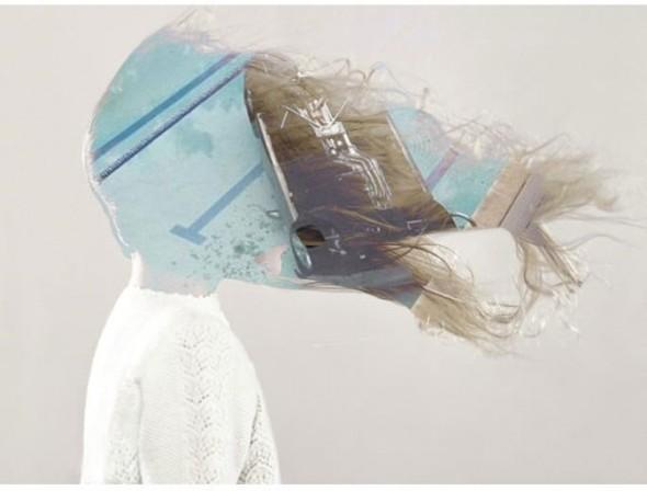 Клей, ножницы, бумага: 10 современных художников-коллажистов. Изображение № 30.