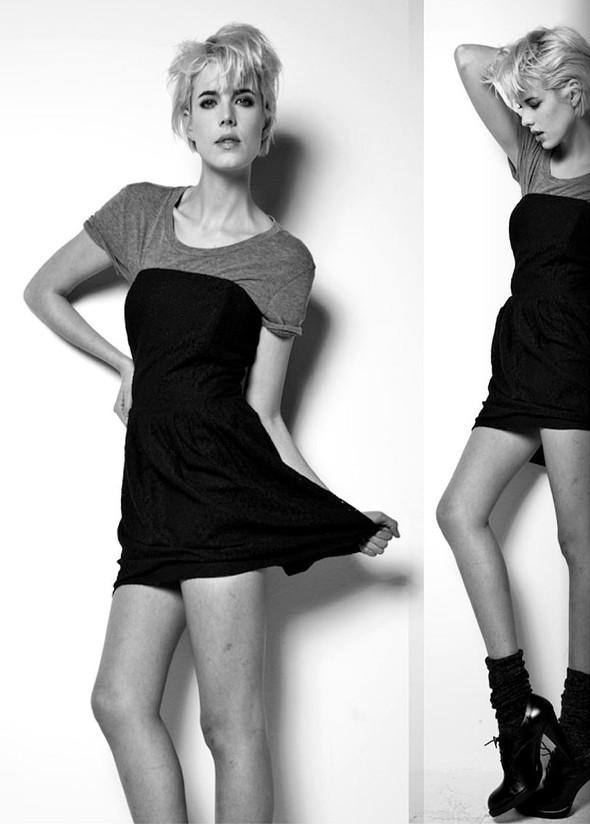 Ellus Jeans Deluxe FallWinter 2009. Изображение № 7.