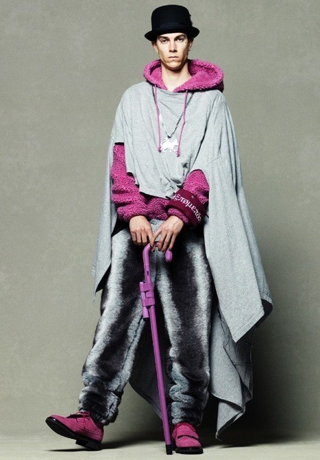 PHENOMENON A/W 2011 - PINK CLOWN. Изображение № 8.