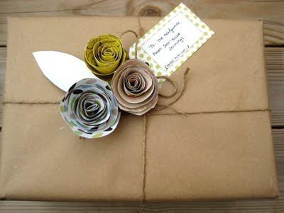55 идей для упаковки новогодних подарков. Изображение № 26.