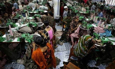 Швейное производство в Бангладеш. Изображение №2.