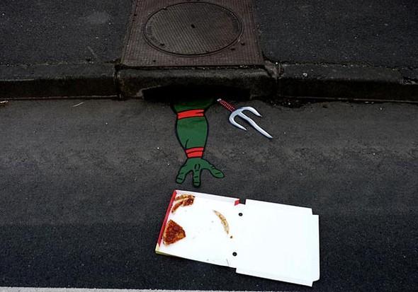 Креативный street-art. Изображение № 6.