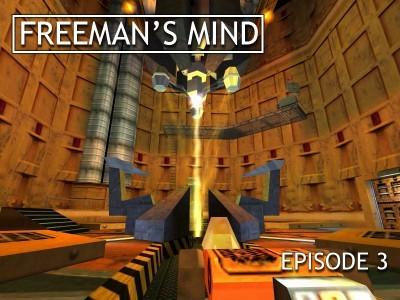 Freemans mind. Молчаливый ученый заговорил. Изображение № 1.