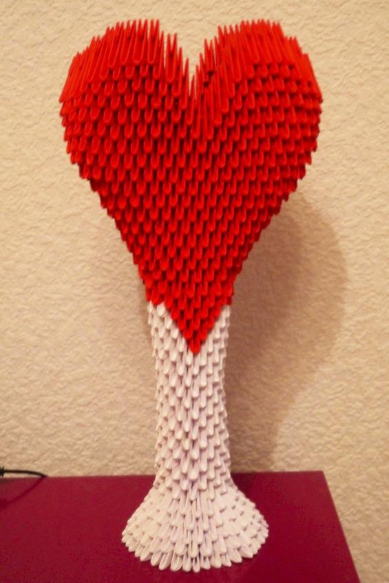 Бумажное сердце. Изображение № 3.