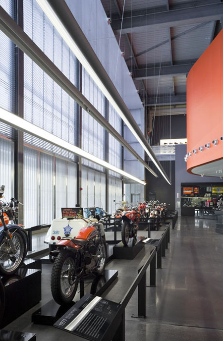 Музей Harley-Davidson вМилуоки. Изображение № 3.