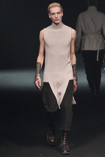 Неделя моды в Париже: мужские показы. Изображение № 45.