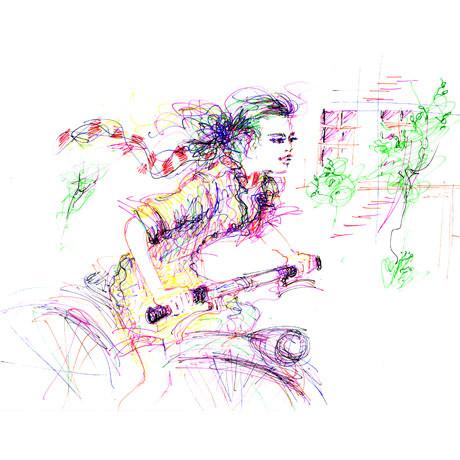 Иллюстрации Antoinette-Fleur. Изображение № 17.