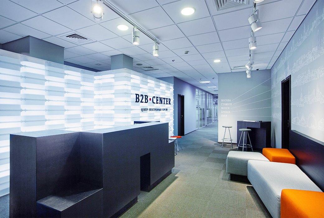 Офис компании «B2B-Center». Изображение № 20.