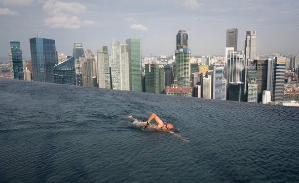 """""""Восьмое чудо света"""" В Сингапуре. Изображение № 3."""
