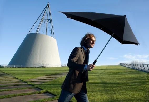 Сказка про зонт, аэродинамическую трубу и силу духа.. Изображение № 1.