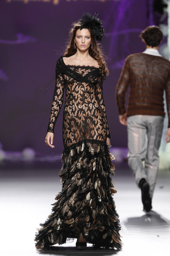 Madrid Fashion Week A/W 2012: Francis Montesinos. Изображение № 27.