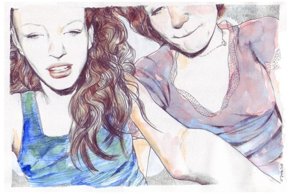 Иллюстратор Esra Roise. Изображение № 21.