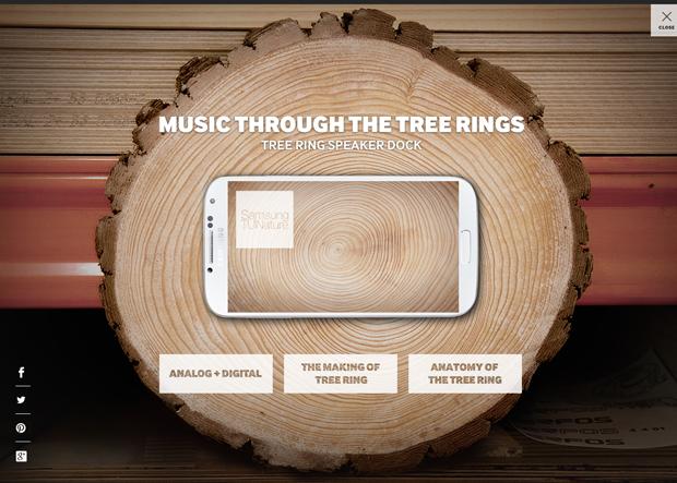 Компания Samsung запустила сайт о дизайне. Изображение № 2.