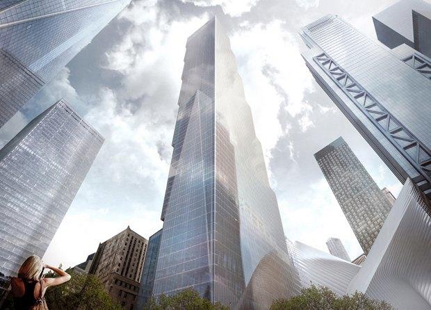 Представлен проект третьей повысоте башни Манхэттена. Изображение № 4.