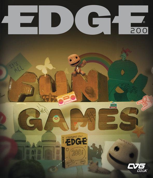 Edge: двести обложек двухсотого номера. Изображение № 20.
